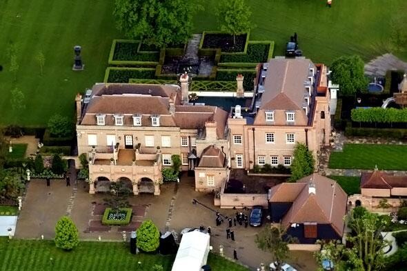 Beckingham Palace Twitter Pic/Juezcentral