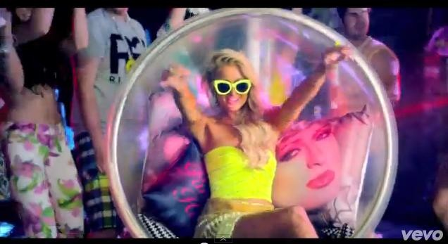 Paris Hilton Wears A Caged Bikini as She Has a 'Good Time' Partying in Her Latest Music Video [PHOTOS and VIDEO]