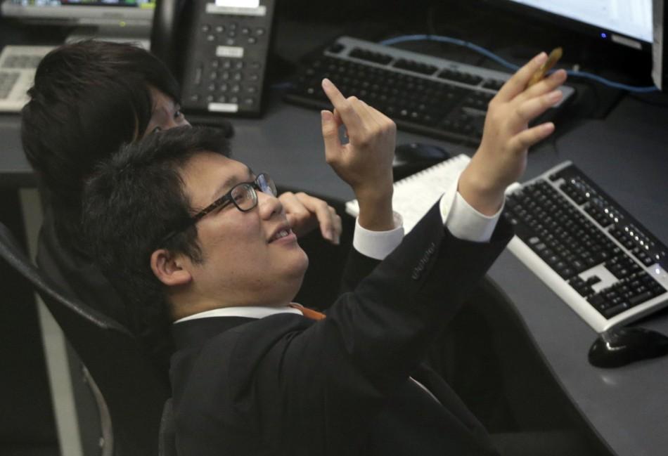 Asian markets outside Hong Kong trade higher on 9 October