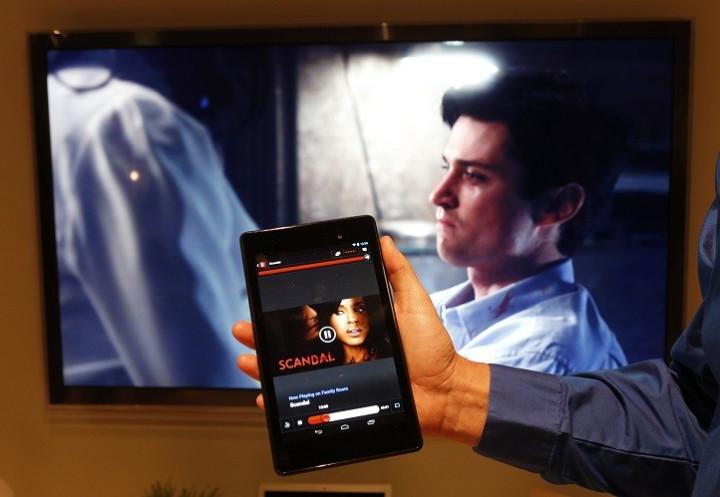 tablet tv