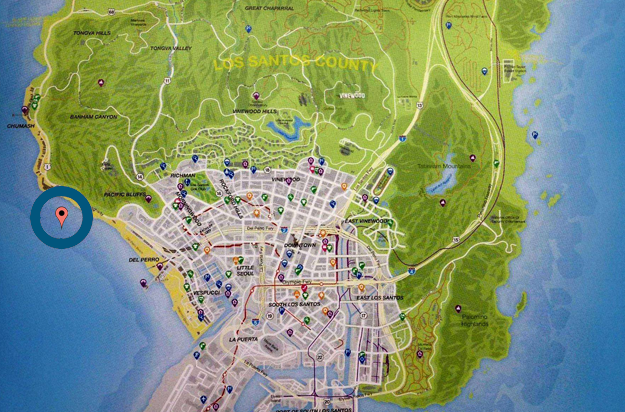 Gta New Hidden Packages Cash And Secret Cars Spawn Locations