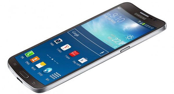 Samsung Galaxy Round Launched