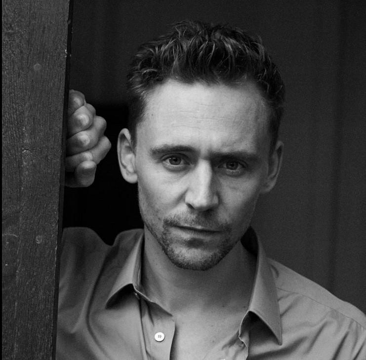 Tom Hiddleston. Credits: Facebook/Tom Hiddleston