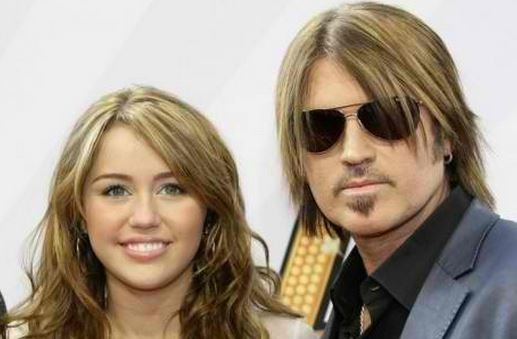 Billy Ray Cyrus revealed that his daughter Miley Cyrus has moved on from Liam Hemsworth and is happy.(Reuters)