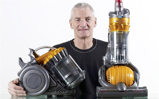 Sir James Dyson Challenges EU in Court