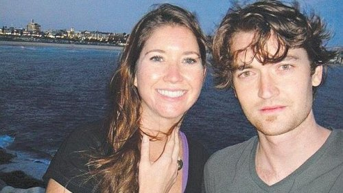 Alleged Silk Raod operator Ross Ulbricht (aka Dread Pirate Roberts) with his sister Cally