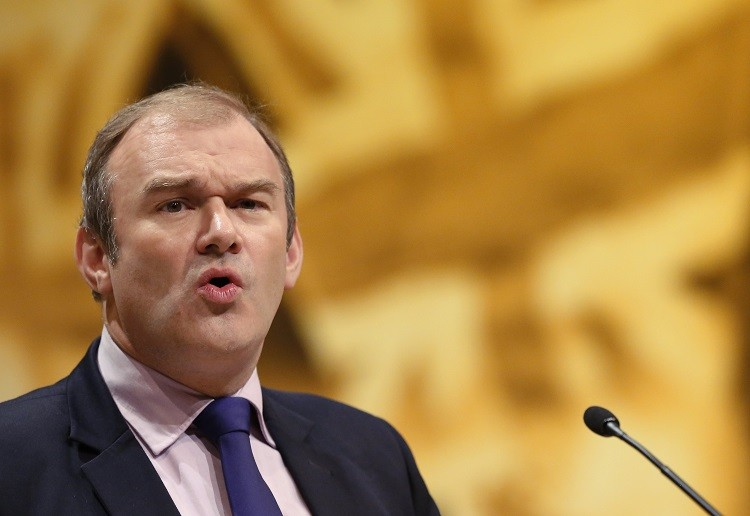 Edward Davey, Energy and Climate Change Secretary tries to quell public anger after SSE announced it will hike energy bills in November (Photo: Reuters)