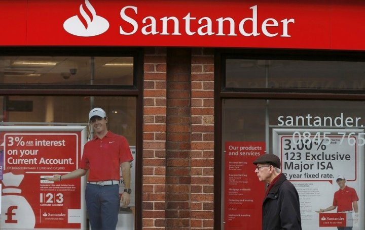 Santander UK to reopen investment division