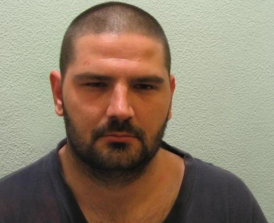 Thomas Keatley was jailed for possessing an antique gun illegally and making firearms PIC: Met Police