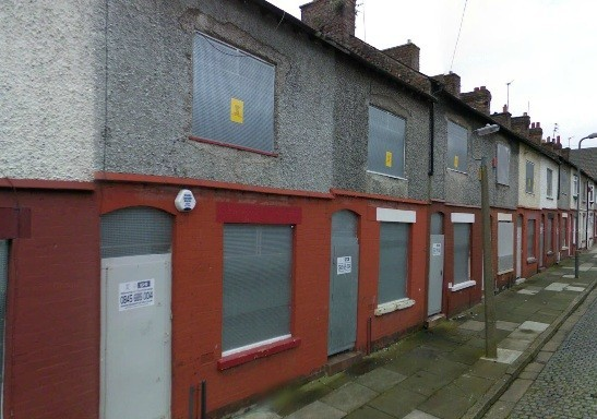 20 houses were on sale for £1 in the Granby Triangle's 'Four Streets' and Arnside Road (Maps)