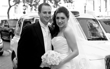 Stan and Claudia Gocman  said the comments have  ruined their memories of their wedding (Facebook)