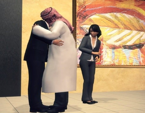 Video makers mock Arab culture in response to Kuwaiti gay test reports PIC: Youtube