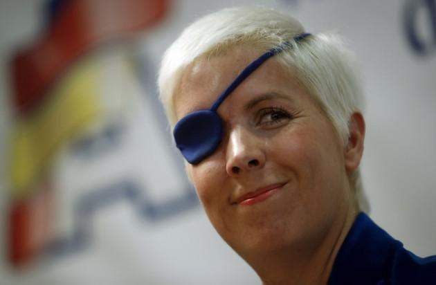 Maria de Villota Found Dead in Seville