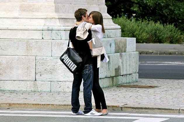 How to Kiss and What is Love among top UK searches
