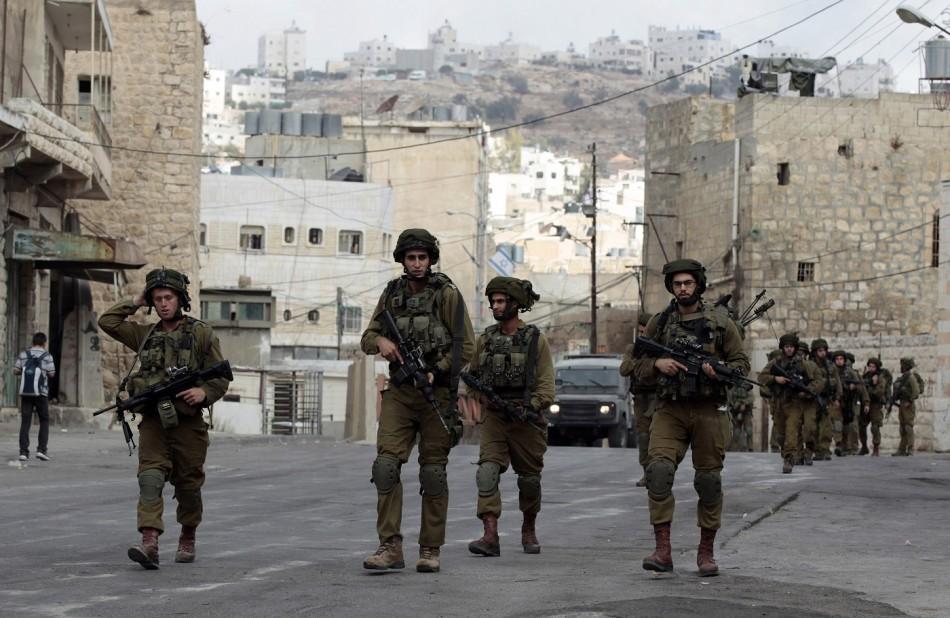 Israeli colonel killed west bank
