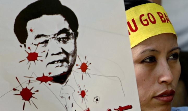 Tibetan genocide hu jintao
