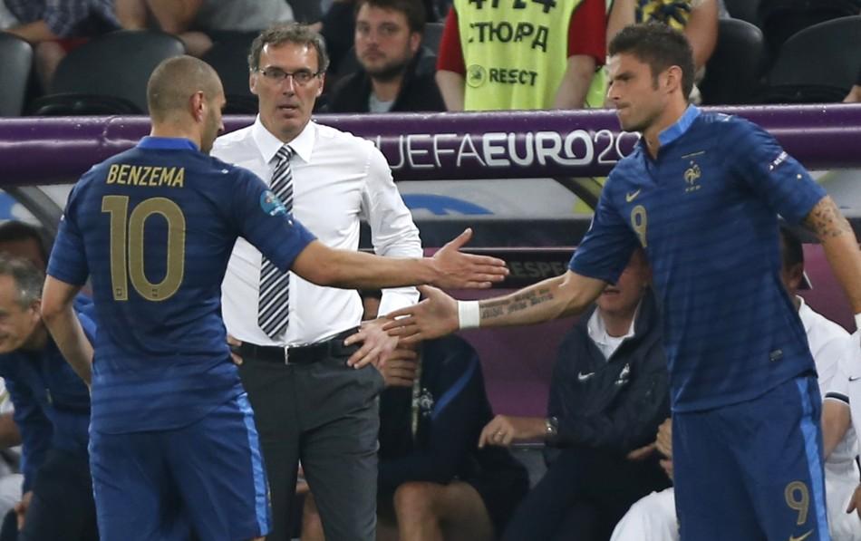 Benzema & Giroud