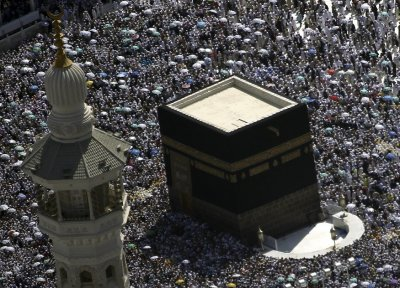 Last year more than 3.2 million Muslims from around the world took part in the pilgrimage Reuters