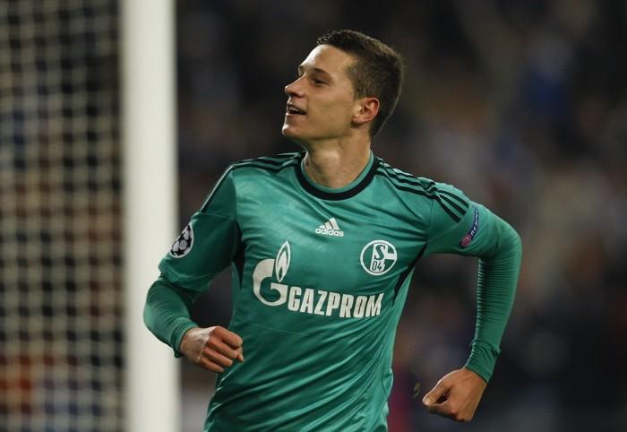 Draxler Schalke