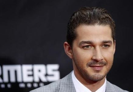 American actor/director Shia LaBeouf was reportedly beaten up for filming a woman vomiting on the street in London. (Reuters)