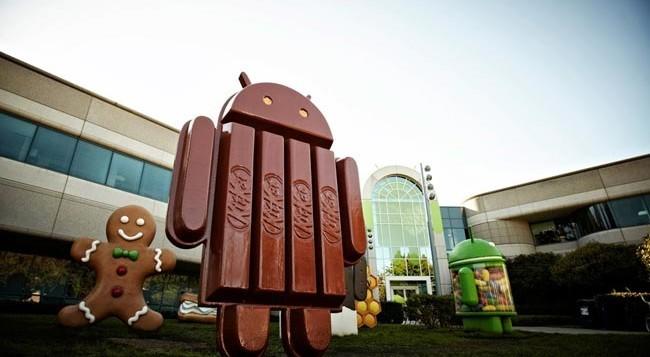 New Nexus 5 Running Android 4.4 KitKat Screenshots Leaked Online [PHOTOS]