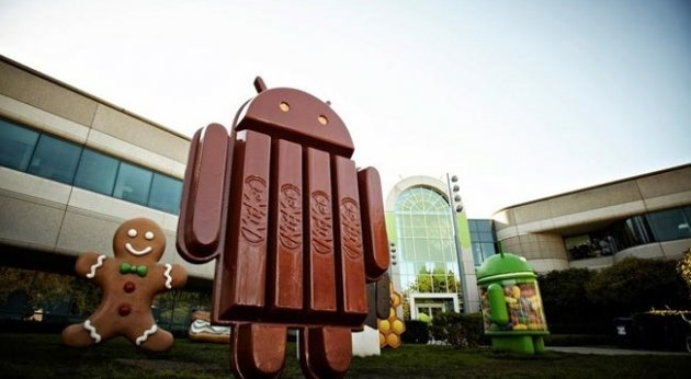 New Nexus 5 Running Android 4.4 KitKat Screenshots Leaked Online [PHOTOS]