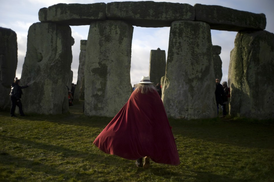 Theories about Stonehenge include use as a huge astronomical instrument.