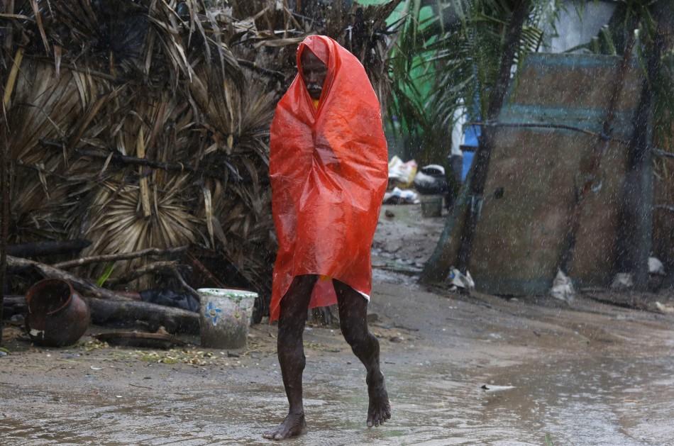 India Cyclone Phailin