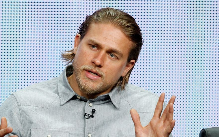 Charlie Hunnam has backed out from playing Christian Grey in the film version of EL James's best-selling erotic novel Fifty Shades of Grey. (Reuters)