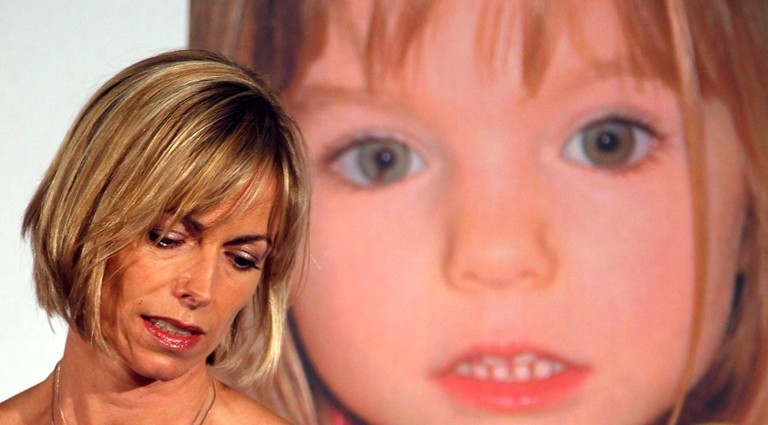 Kate and Maddie McCann