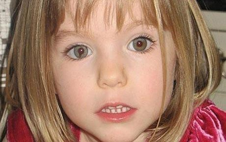 Madeleine McCann went missing when she was three years old