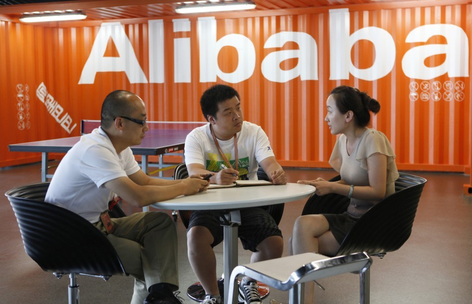 Retail Giant Alibaba's Investment Drive to Make it Bigger Than Wal-Mart