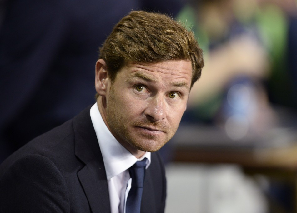 Tottenham boss gives verdict on barcelona youngster after for Villas boas