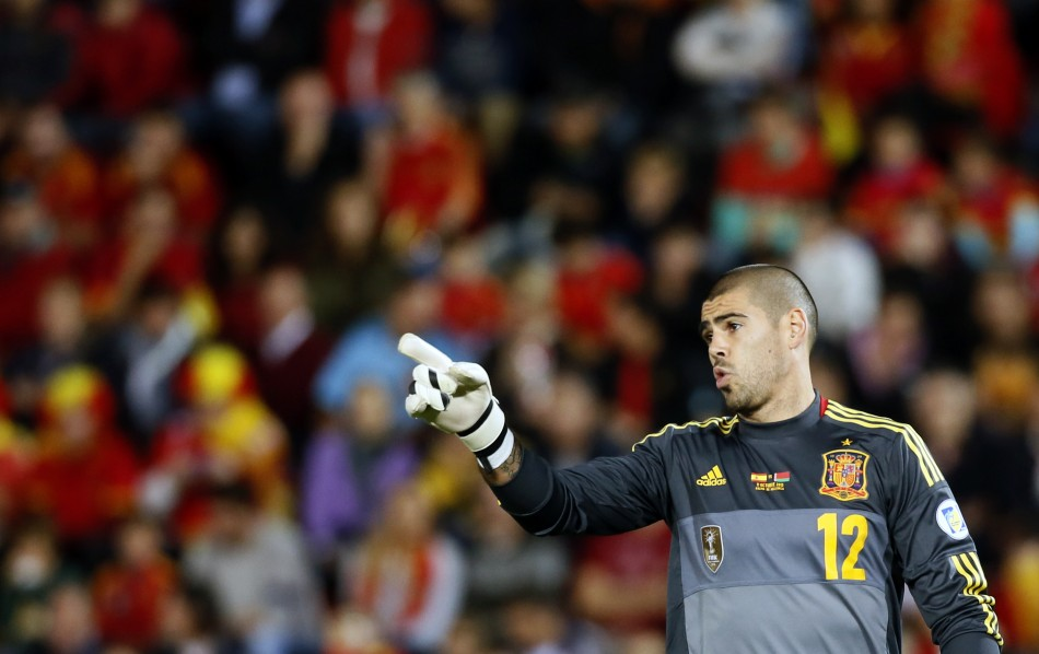 Victor Valdes has decided to leave Barcelona