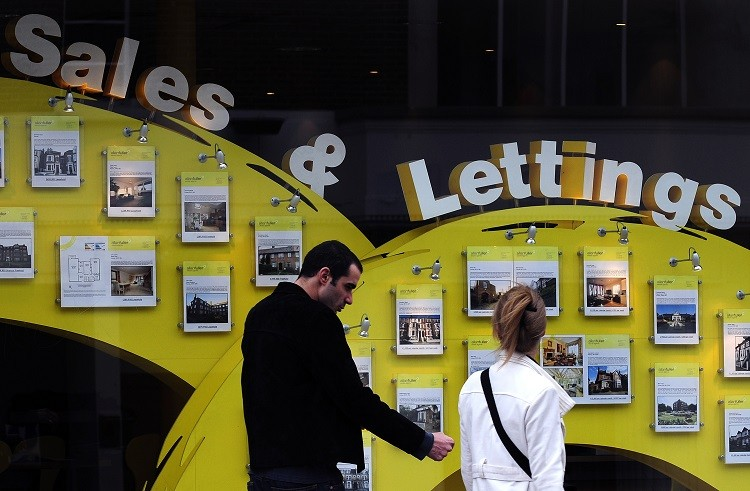 Some estate agents said they would purposely not call back black people if the landlord requested (Reuters)