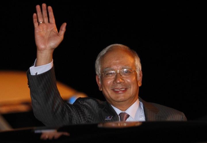 Malaysia's Prime Minister Najib Razak pledges to broaden race based policies