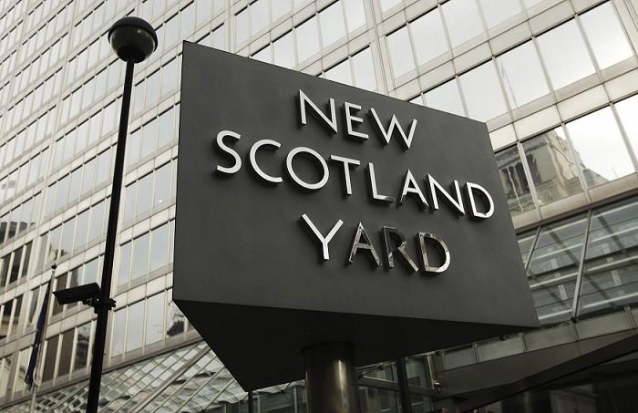 Scotland Yard officers swooped smash 'terror plot' in three raids