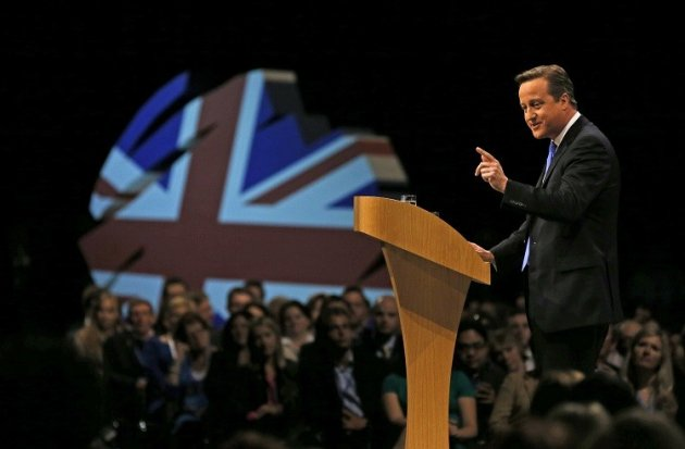 David Cameron commissioned a report, compiled by six unnamed business leaders, to look at European Union regulation and the impact on business (Photo: Reuters)