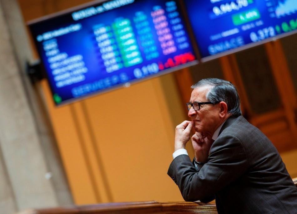 European markets trade higher on 15 October