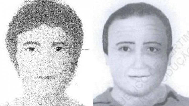 Police believe these two Portugese men were involved charity collection scam at the time of Madeleine McCann's disappearance