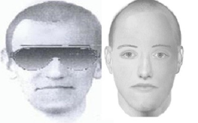 Police are also hoping to identify these two e-fits, who may be the same person