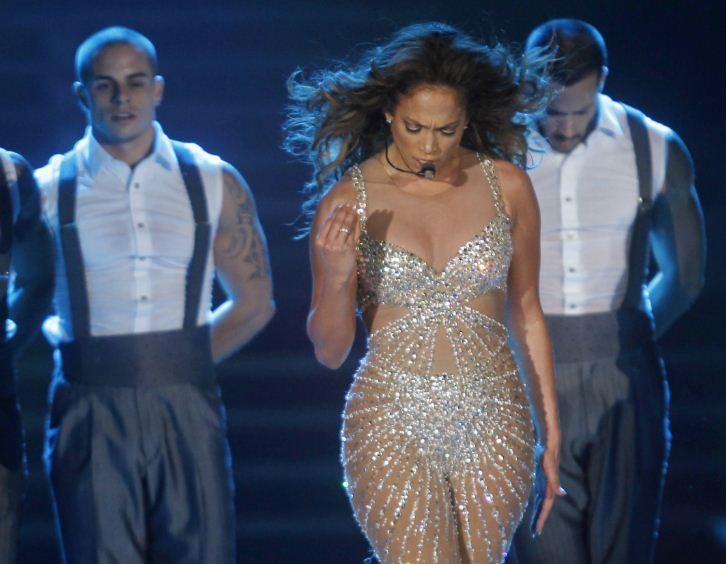 Jennifer Lopez and Casper Smart Headed For Splitsville/Reuters