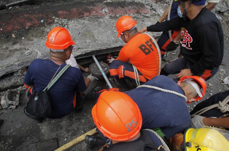 Cebu earthquake