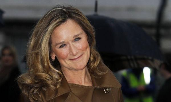 Burberry CEO Angela Ahrendts Joins Apple