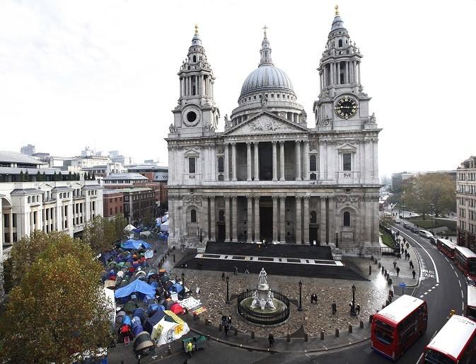 Occupy London St Paul's