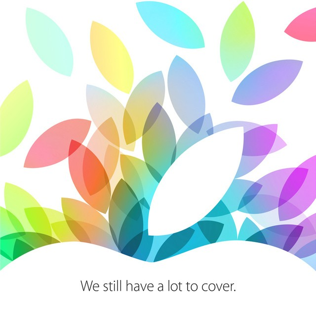 Apple to Live Stream 22 October iPad Launch Event in London