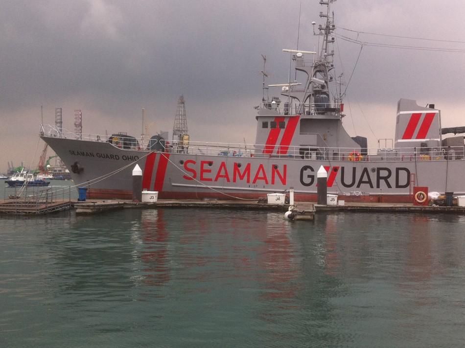 AdvanFort MV Seaman Guard Ohio