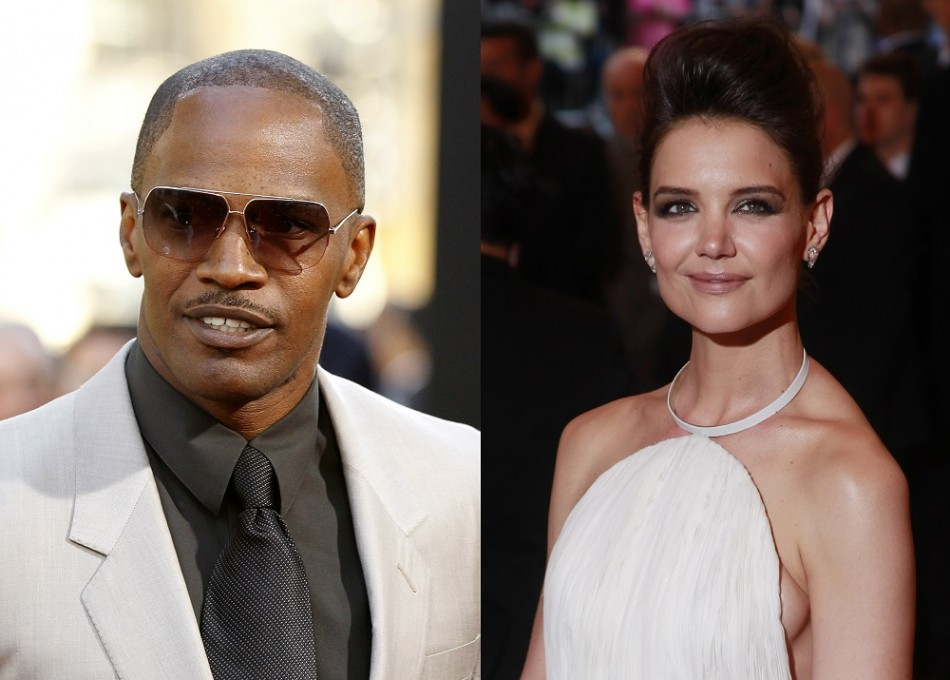 Tom Cruise and Katie Holmes divorce deal kept romance with Jamie Foxx hush-hush, reports say
