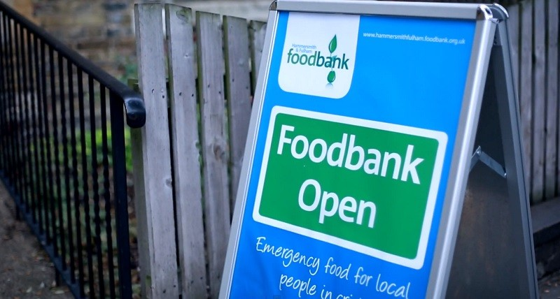Empty Stomachs A Tale Of Two London Trussell Trust Food Banks