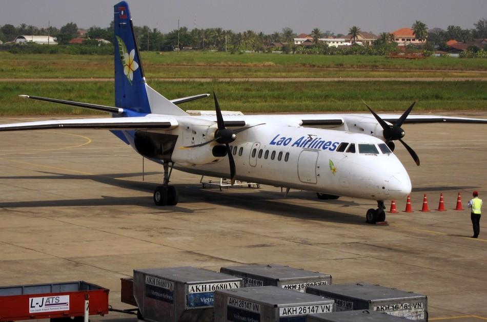 Laos plane crash